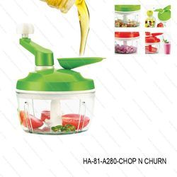 Chopper-Chop-N-Churn-Vegetable Fruits-HA-81