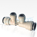 Manifolds for Cooling Water