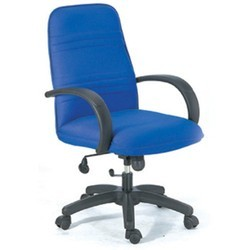 Blue Staff Chair