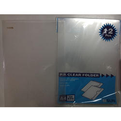 Sun Plastic Folder