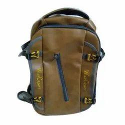 Polyester Plain Fancy College Bag