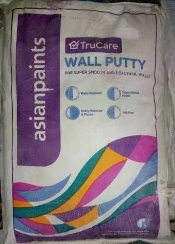 Polymer Wall Coating Asian Paints Wall Putty Packaging Size 40 Kg For Interior Rs 750 Bag Id 16602816955
