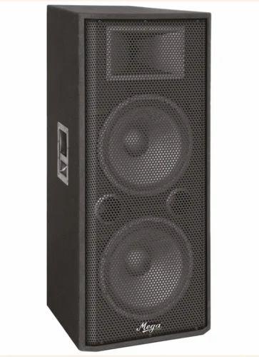 Dj Speakers Box 1000 Watts Mega