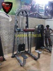 Gamma Fitness Assistance Chin Up Machine
