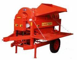 Multicrop Thresher-Tractor Model