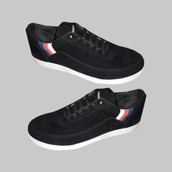 Mens Black Casual Shoes, Size: 6 to 10, Packaging: Box