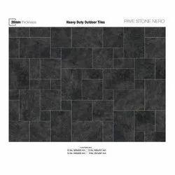 Pave Stone Heavy Duty Outdoor Porcelain Tiles