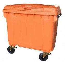 660 Litre Garbage Bin