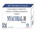 Coral Calcium, Vitamin D3 Vitamin C & Methylcobalamin Tablets, Packaging Type: Alu Alu