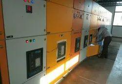 Lt Panel Amc & Breakdown Services, Industrial