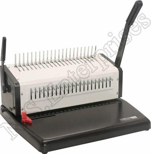 Comb Binding Machine S900