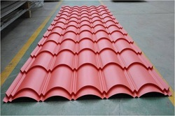 Steel / Stainless Steel Tile Roof Sheet