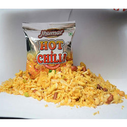 Jhumar Namkeen Hot & Chilly, Packaging Size: 20 Grams, Packaging Type: Packet