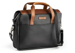 DR13 Cow Nappa Leather Briefcase