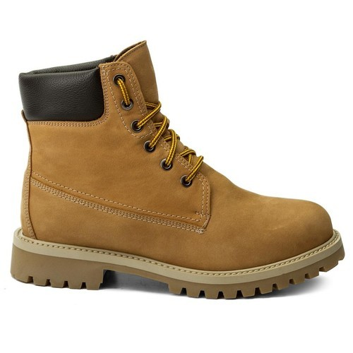 Brown Leather Kids Boot, Size: 2-5, Rs 700 /pair Pradeep Shoes | ID:  18353497148