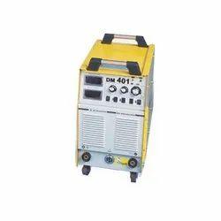 50 Hz Mild Steel DM 401 Co2 Welding Machine, 400 V