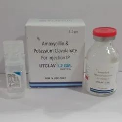 Amoxycillin and Potassium Clavulanate Injection IP