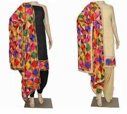 Zam Unstitched Punjabi Suits, Dry clean