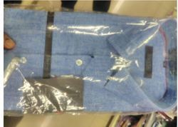 Men Blue Formal Shirt