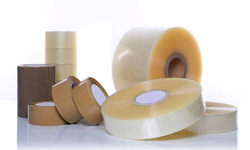 Cello Plain and Printed Self Adhesive BOPP Tape