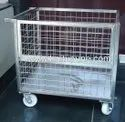 Folding Luggage Trolley