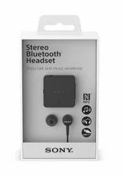 Sony Sbh 24 Wireless Stereo Headphones With Google Siri Compatibility Black Blue White ब ल ट थ ह डस ट Vouch E Ventures Bengaluru Id 20350232955