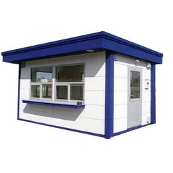 Prefabricated Portable Security Cabin
