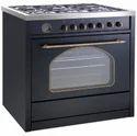 Black Kaff Kck 90 Cooking Range, 90cm