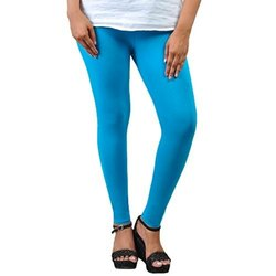 Colour Square Ankle Length Ladies Legging