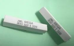 Fusible Ceramic Wire Wound Resistor