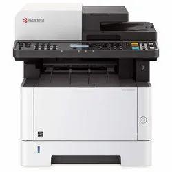 Black & White Kyocera 2040dn, Supported Paper Size: Legal, Laserjet