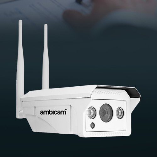 Ambicam 4G CCTV Camera System for Outdoor Use