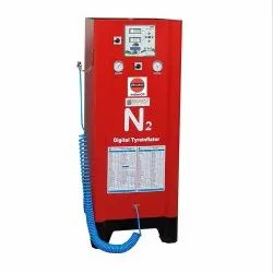 Digital Nitrogen Tyre Inflator For Iocl