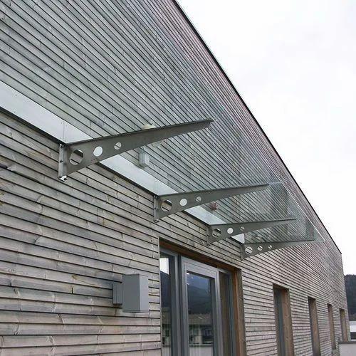 Stainless Steel Canopy, स्टेनलेस स्टील कैनोपी at Rs 200 ...
