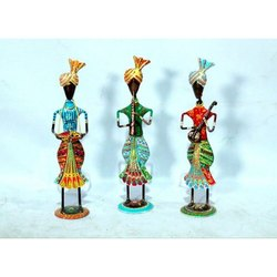 Traditional Sardar Iron Musician Set