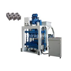 CI 1200 Mechanical Semi Automatic Multi Hollow Block Plant