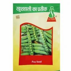 Icon IMPROVE VARIETY Pea Seeds, For Agriculture, Packaging Size: 1 Kg