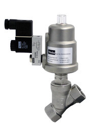 Pneumatic High Pressure Regulator Valve