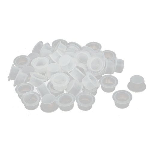 White Seal Caps Plastic Clear Bottle Cap, Packaging Type: Packet