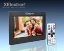 Xelectron 7-inch Fully Functional Bis Certified Lcd Digital Photo Frame With One Year Warranty