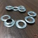 No 28 Aluminium Eyelets & Washers Polished