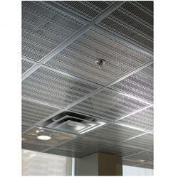 Ceilings Perforated Sheets