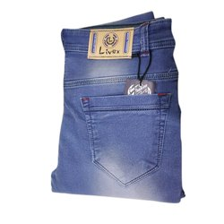 2e6fc0f4e75 Denim Black Ladies Rugged Jeans, Rs 1000 /peice, Pinki Sahani ...