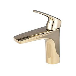 Flora Brass Bathroom Taps