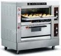 Electric Bakery Oven, Double Deck Electric Bakery Oven
