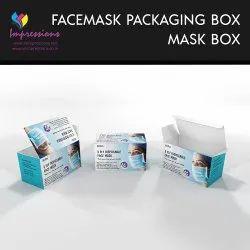 Face Mask Box