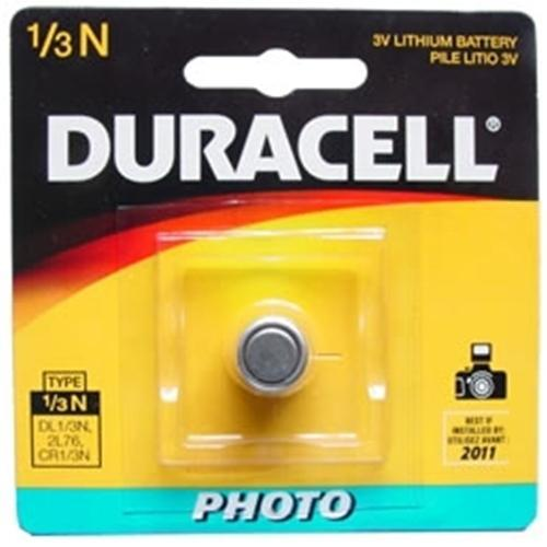 CR 1/3N Duracell Battery, Size: 1/3N