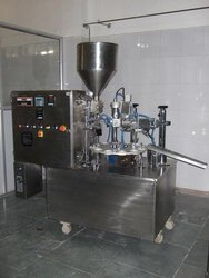 Sanitizer Tube Filling Machine