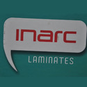 Brown Inarc Laminates, Thickness: 1 Mm, Matte