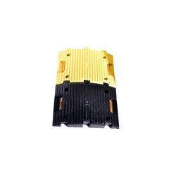 Yellow And Black PVC Speed Breaker